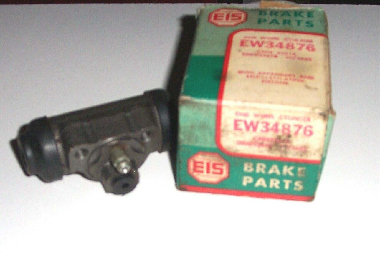 NOS EIS EW34876 WHEEL CYLINDER BRAKE PART