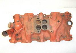 Factory Original 1964  Chevy Manifold----PICK UP ONLY image 2