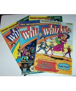 CLASSIC FOUR 1984-1986 TANDY COMPUTER WHIZ KIDS COMICS - $14.99