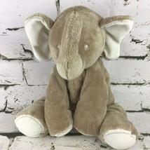 Pottery Barn Kids Elepant Plush Floppy Stuffed Animal Soft Toy NABCO 2011  - $16.82
