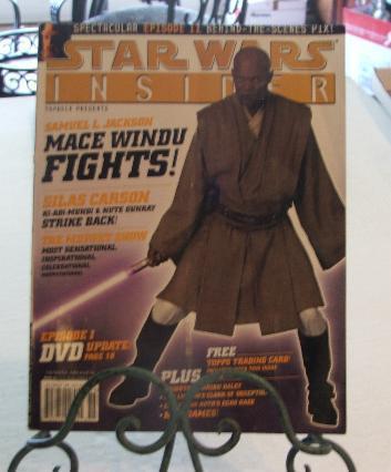 Star Wars Insider Magazine Issue No. 55
