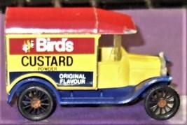 MATCHBOX 1921 MODEL T FORD - Bird's Custard Powder Truck - 1989 - $5.75