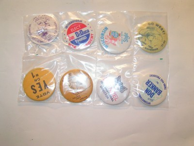 LIONS CLUB 98 pinbacks image 5