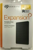 Seagate - STEA2000400 - 2 TB USB 3.0 Portable External Hard Drive - Black - $98.95
