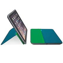 Logitech AnyAngle Protective Case Stand for iPad mini 1/2/3 - Green/Teal - $17.17