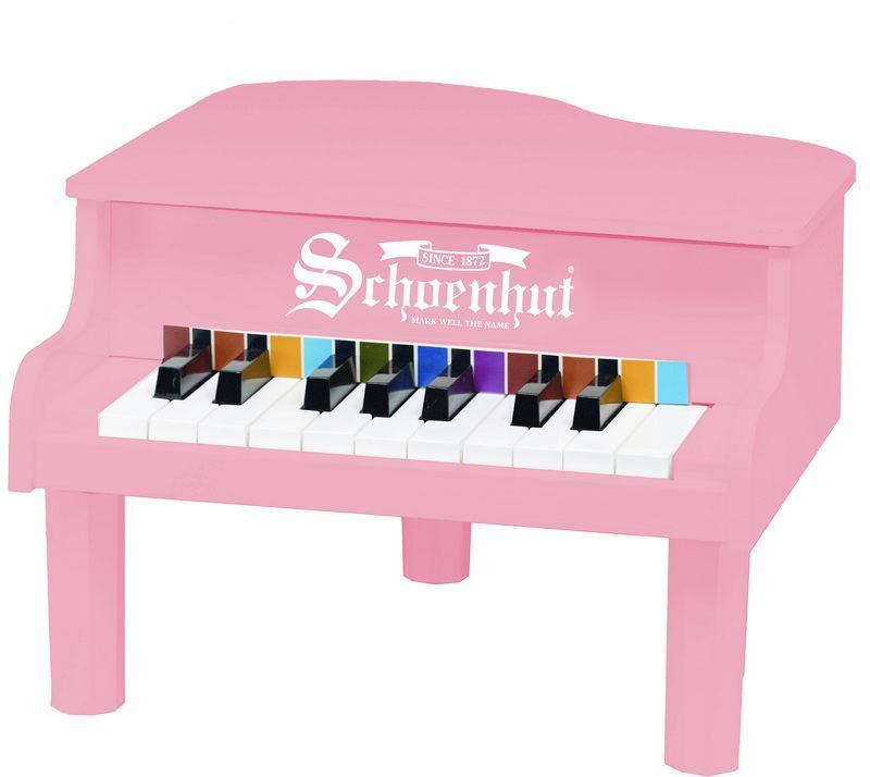 Schoenhut Mini Grand Toy Piano Toddler Size Age 3