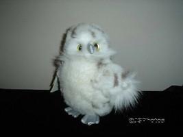 K&M Owl Plush Handcrafted Brookfield Zoo Souvenir - $48.15