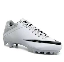 New Nike Vapor Speed 2 Low TD CF Football Cleat Grey Black 847097-002 SZ 6f4914f5902