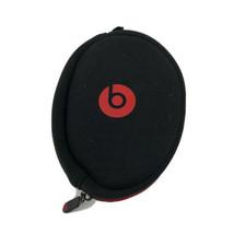 Beats Black & Red Soft-Shelled Headphones Case - $9.90