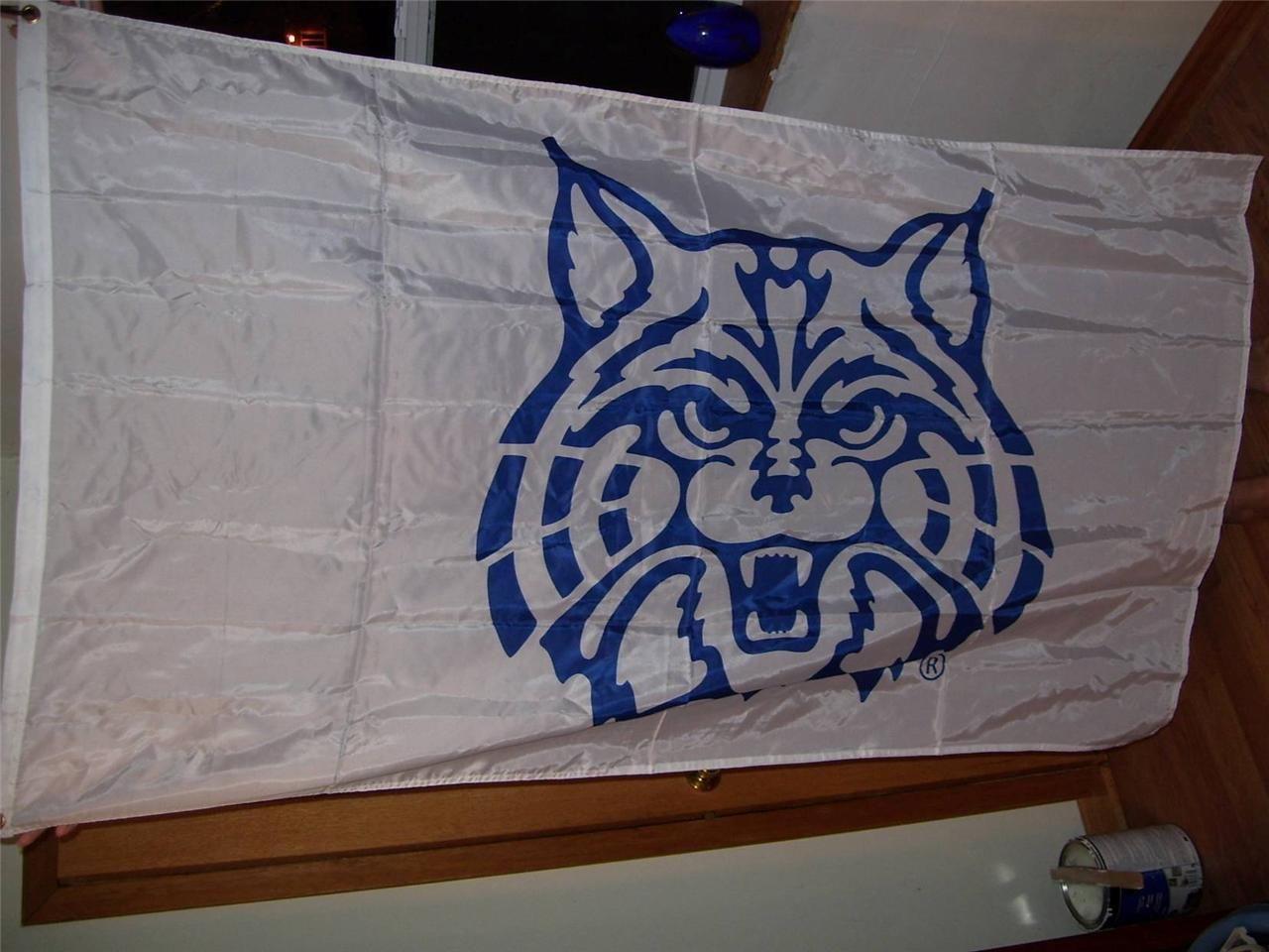 BOBCAT FLAG   3' X 5'