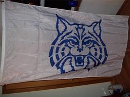 BOBCAT FLAG   3' X 5' image 1