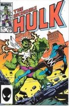 The Incredible Hulk Comic Book #295 Marvel 1984 Very FINE/NEAR Mint New Unread - $3.99
