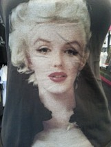 Marilyn Monroe Tank Top washed Charcoal xs, small, medium, large image 2