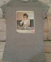 Bruce Lee DJ Womens T shirt Olive Green Small Rare!!!! image 4