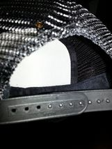 The Chosen One Trucker Style Snapback Cap image 5