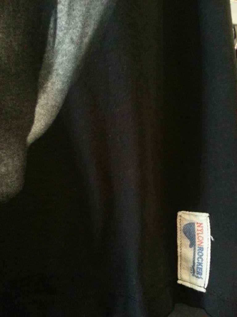 Kiss Nylon Rocker T shirt Black Gene Simmons small medium large Xlarge XXL image 5