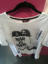 The War is Over T shirt John Lennon Beatles Small, Med, Large, XL image 3