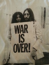 The War is Over T shirt John Lennon Beatles Small, Med, Large, XL image 2