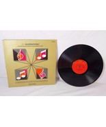 Quadraphonic The Spectacular Sound of Four Channel Stereo 33 LP Various ... - $9.89