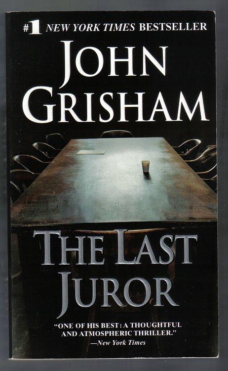 John Grisham Lot 4 PB's Last Juror, Street Lawyer, King of Torts, Pelican Brief