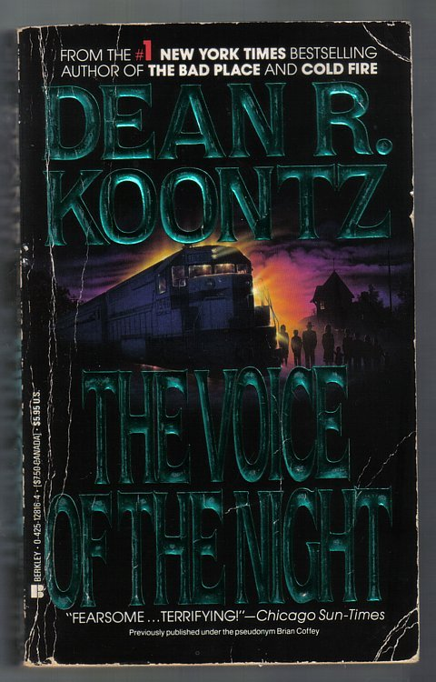 Dean Koontz Lot of 4 PB's Fear Nothing, Door to December and More