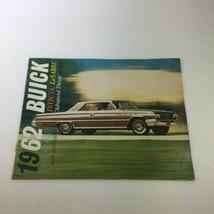 VTG 1962 Buick Electra 225 Invicta LeSabre Car Auto Brochure Catalog - $17.05