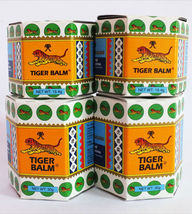 TIGER BALM WHITE Ointment Relief Muscular Aches Pains Flatulence 30 g - $10.99