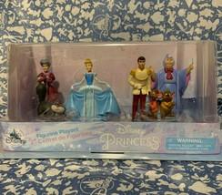 New Disney Cinderella Figure Play Set 70th Anniversary - $52.24
