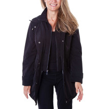 NEW HFX Ladies' All Weather Trench Coat Select Size-Color **FREE SHIPPING** - $39.99