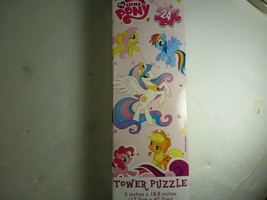 My Little Pony 24 Piece Tower Puzzle - One Design  - $7.91