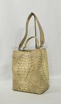 NWT Brahmin Amelia Leather Satchel/Shoulder Bag in Sand Melbourne - $279.00