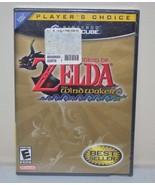 Legend of Zelda: The Wind Waker (Nintendo GameCube, 2003) New Sealed Y F... - $117.55