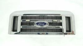 Chrome Grille OEM 08 09 10 11 12 13 14 15 16 17 18 19 Ford E350 Van R356429 - $389.40