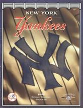 1998 New York Yankees Spring Training Magazine Program - $14.03