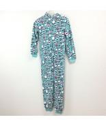 Total Girl Pajama Cyan Girl Size L (14) - $14.75