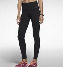 Nike Legendary Legging XS Palestra Pantaloni Stretti Nero Altezza Caviglia - $33.27