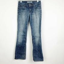 Joes Jeans Honey Boot Cut Denim Jeans Mid Rise Medium Wash Blue Size 24 - $16.42