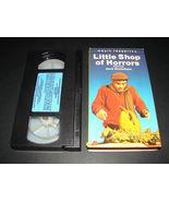 LITTLE SHOP OF HORRORS VHS Movie Jack Nicholson - $6.99