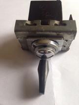 Lucas Switch Jaguar XKE E-Type Used Original Wiper Switch - $27.91