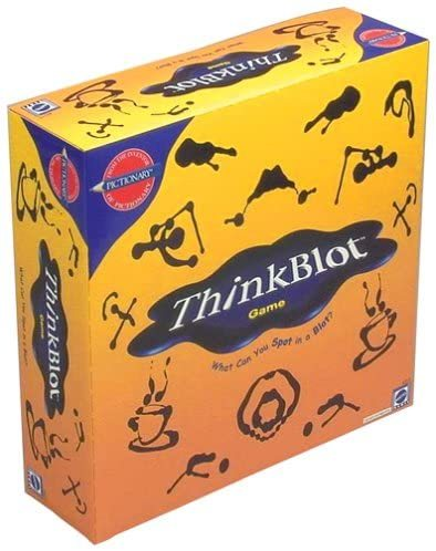Primary image for ThinkBlot Board Game