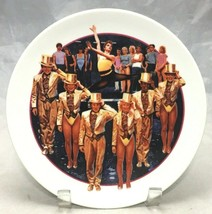 "Chorus Line decorative porcelain collectible  8"" plate from Images of Ho... - $9.85"
