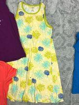 LANDS END KIDS Summer Tops Lot Sleeveless Tank Dress T-Shirt Girl's Size 14  image 6