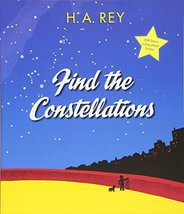 Find the Constellations [Paperback] Rey, H. A. - $12.49