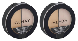 (2-PACK) Almay Smart Shade Cc Concealer + Brightener - Light 100 - 0.12 oz - $12.99