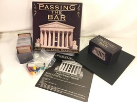 Passing The Bar Game Of Legal Reason - $59.39