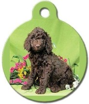 Create Your Own Custom Personalized Photo Pet ID Tag For Cat or Dog - $15.00