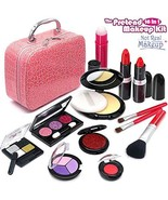 ROKKES Girls Pretend Play Makeup Toy - Pretend Makeup Case for Girls , Play - $27.59