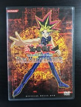 Yugioh Duel Master's Guide DVD - Official Game Rules - Konami Yu-Gi-Oh! - $4.75