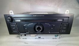 2009-2016 Audi A4 S4 Symphony AM FM SAT 6 CD Player Radio OEM 8T1 035 195 L - $99.00