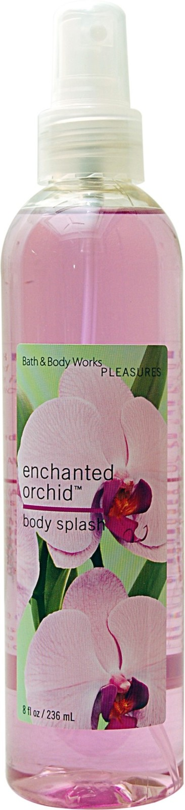 Primary image for Bath & Body Works Enchanted Orchid Body Splash Spray 8 fl oz (236 ml)